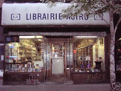 Astrolib Comics and Books and Stuff