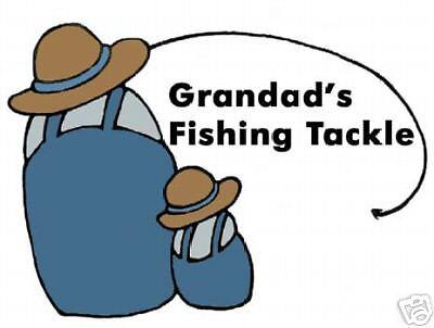Grandad's Fishing Tackle