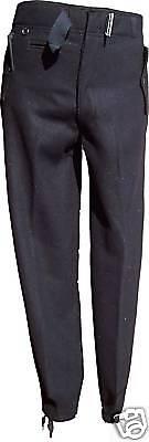 trousers uniform German tankman, WW2 German tank trousers Panzerhose
