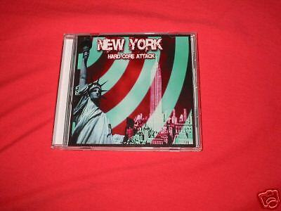 New York Hardcore Attack New CD 14 Bands Comp NYHC