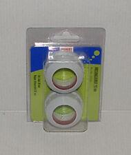 JUWEL 16mm HIGH-LITE END CAPS PACK OF 2. Genuine Juwel