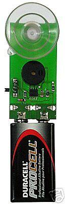 Laser Surveillance Defeater Unique new countermeasure against laser surveillance
