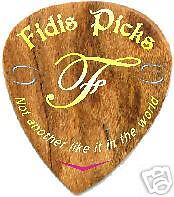 Fidis Custom Picks