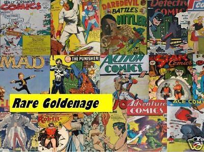 Rare Golden Age